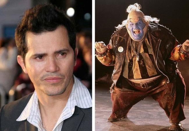 John Leguizamo Spawn Autors: dzelksnis Celebrity Movie Transformations