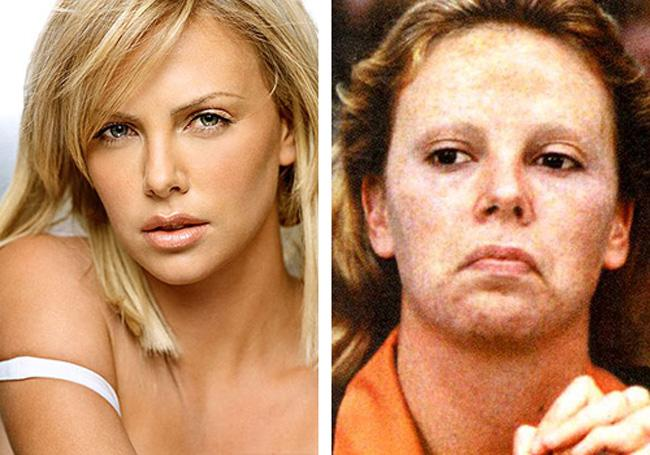 Charlize Theron Monster Autors: dzelksnis Celebrity Movie Transformations