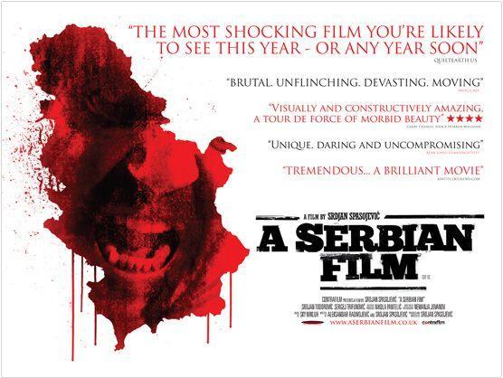 A Serbian FilmAizliegta... Autors: Moonwalker Filmas, kuras aizliedza