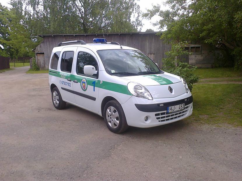 RenaultnbspKangoo Autors: artursk2008 Policijas pravietošanas līdzeklis Latvija!