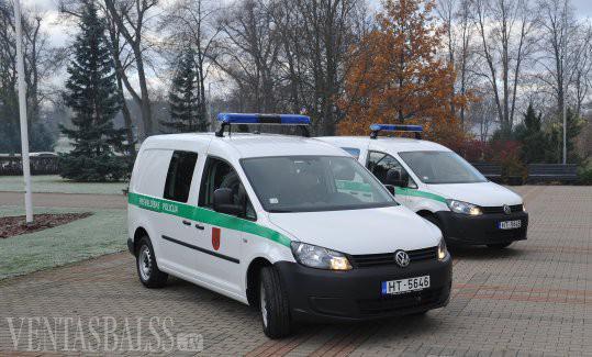 VW caddy Autors: artursk2008 Policijas pravietošanas līdzeklis Latvija!