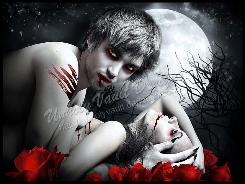 Как сделать чтобы меня укусил вампир 678