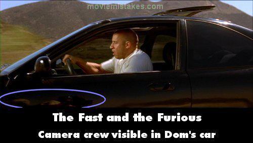 Un vēlviens ģeniāls... Autors: Senču Lācis Ātrs un Bez Žēlastības - Kļūdas (Fast & Furious)