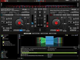 Virtual DJ home7