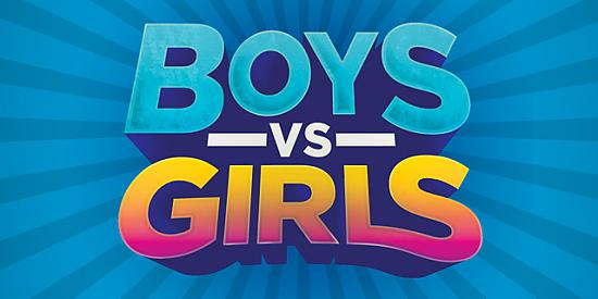Boys Vs Girls
