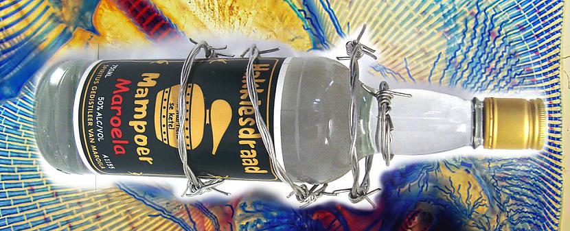 Mampurs AfrikanbspDestilāts... Autors: Raziels Pasaules ugunīgākie dzērieni