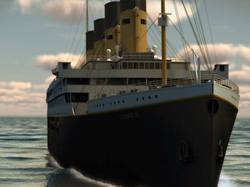 The passengers on the Titanic II discover that history has a habit of repeating itself when they step aboard the stateoftheart luxury ocean liner and set sail on