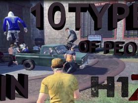 10 Types Of People Playing H1z1