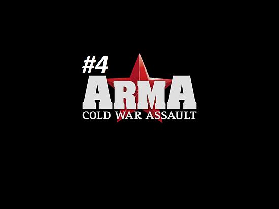 ARMA: Cold War Assault - Walkthrough - Alert