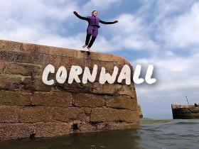 Weekend trip to Cornwall + video