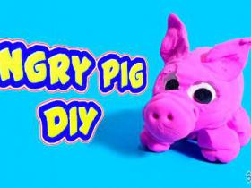 DIY pig trend 2019 #2 by Devlin Fox