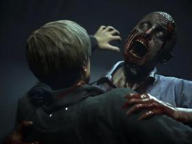 Resident Evil 2 Demo Gameplay