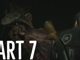 Resident Evil 2 - Sewers