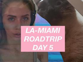 LA-MIAMI ROADTRIP DAY 5 / Luiziāna un purvi!