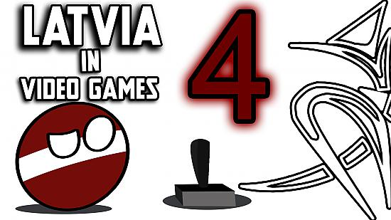 Latvia in video games 4