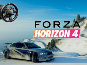Forza horizon 4 Wheel DRIFT BMW