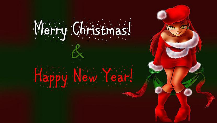 merry christmas and happy... Autors: Ordets Valia Merry Christmas and Happy New Year