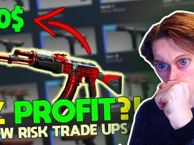Scuffed CS:GO Trade Ups #1