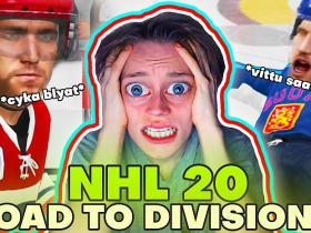 NHL 20 | Road to Division 1 | #1