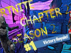 Fortnite Chapter 2 Season 2 Duo 1# Victory Royale Speed Up